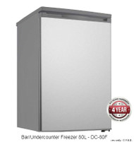 Bar/Undercounter Freezer 80L - DC-80F