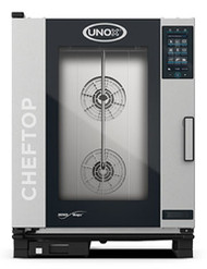 Unox XEVC-1011-EPRM ChefTop Mind Maps PLUS Series 10 Tray Electric Combi Oven. Weekly Rental $180.00