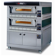 Moretti Forni COMP P110G B/2/S Commercial Pizza Oven. Weekly Rental $283.00