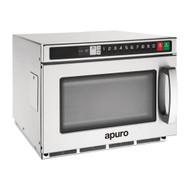 Apuro - Heavy Duty Commercial Microwave - 17 Lt