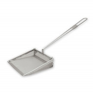 CHIP SHOVEL-FINE MESH, 200mm SQUARE