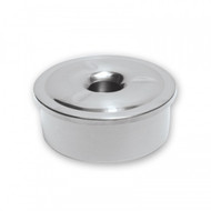 WINDPROOF S/S ASHTRAY 110mm
