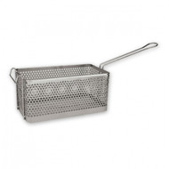 RECTANGULAR FRY BASKET  -350x125x150mm