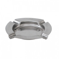 ROUND ASHTRAY -S/S,125mm