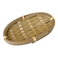 MINI OVAL BASKET-100x50mm x6