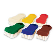 COLOUR CODED BRUSH-150mm-BROWN