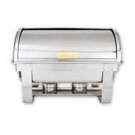 ROLL TOP CHAFER, WITH 1x1/1 SIZE   65mm PAN