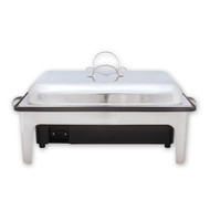 ELECTRIC RECTANGULAR CHAFER-1/1 SIZE