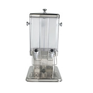 JUICE DISPENSER-SQUARE, DOUBLE