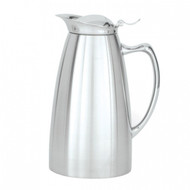 INSULATED JUG-18/10, 0.6lt ,MIRROR FINISH
