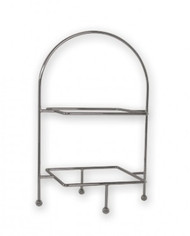 SQUARE DISPLAY STAND -2 TIER