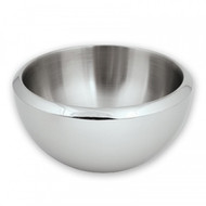 INSULATED BOWL -18/8, FLAT BASE-250mm