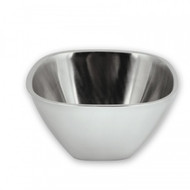 INSULATED BOWL -18/8, SQ DEEP-280x280mm