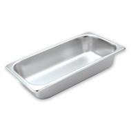 STEAM PAN-1/3 SIZE, 100mm