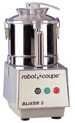 Robot Coupe BLIXER 3  FOOD CUTTER/EMULSIFIER. Weekly Rental $27.00