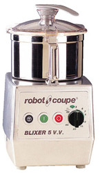Robot Coupe BLIXER 5 V V FOOD CUTTER/EMULSIFIER. Weekly Rental $52.00