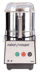 Robot Coupe R 3 TABLE-TOP CUTTER MIXER. Weekly Rental $22.00