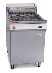 AUSTHEAT AF813 SINGLE PAN ELECTRIC FRYER 39 LITRE TANK. Weekly Rental $53.00