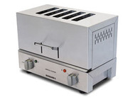 Roband Vertical Toaster - 6 Slice - TC66. Weekly Rental $6.00
