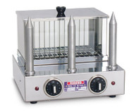 Roband - M3 - HOT DOG UNIT -THREE STEEL SPIKES. Weekly Rental $9.00