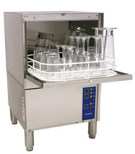 Washtech GE NON-RECIRCULATING COMPACT SANITISING GLASSWASHER. Weekly Rental $25.00