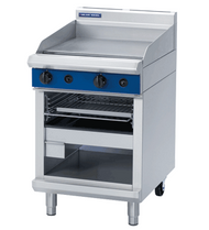 Blue Seal G55T GAS GRIDDLE TOASTER - 600mm. Weekly Rental $47.00
