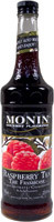 Monin Raspberry Tea Syrup