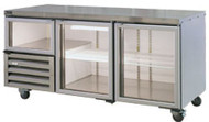 Anvil Aire UBG1800 UNDERBAR 2.5 GLASS DOORS. Weekly Rental $32.00