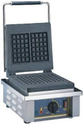 Roller Grill - GES20 - SQUARE PATTERN WAFFLE MACHINE. Weekly Rental $14.00