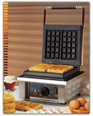 Roller Grill - GES10 - SQUARE PATTERN WAFFLE MACHINE. Weekly Rental $14.00