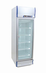 Anvil Aire GDJ0641 SINGLE GLASS DOOR FREEZER - 520 LITRE. Weekly Rental $38.00