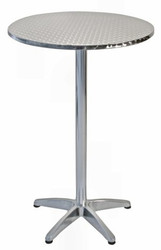 U502 - COMPLETE ROUND BAR TABLE