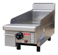GOLDSTEIN - GPGDB-12 - GAS GRIDDLE. Weekly Rental $24.00