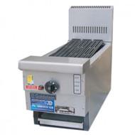 Goldstein RBA-12L  RADIANT GAS CHAR BROILER -300mm. Weekly Rental $36.00