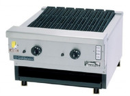 Goldstein RBA-24L RADIANT GAS CHAR BROILER -610mm. Weekly Rental $44.00