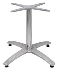 GH448 - Aluminium Coffee Height Table Base