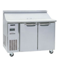 Skope BC120-S- 2RROS-E CENTAUR SERIES 2 DOOR SANDWICH COUNTER CHILLER. Weekly Rental $37.00