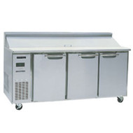 Skope BC180-S-3RRRS-E CENTAUR SERIES S/S 3 DOOR SANDWICH COUNTER CHILLER. Weekly Rental $46 .00