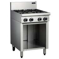 Cobra C6D - 600mm Gas Cooktops - Open Cabinet Base. Weekly Rental $27.00