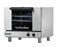 Turbofan E22M3 MANUAL ELECTRIC CONVECTION OVEN -HALF SIZE TRAY. Weekly Rental $ 20.00