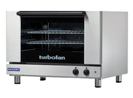 Turbofan E27M2 MANUAL ELECTRIC CONVECTION OVEN - FULL SIZE TRAY. Weekly Rental $31.00