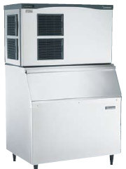 Scotsman C 1848 - MA - PRODIGY CONTROLLED ICE MAKER - HEAD ONLY. UP TO 590 KG PER 24 HOURS. Weekly Rental $147.00
