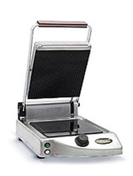 Unox XP 010 P GLASS CERAMIC CONTACT GRILL - 1.5 kw. Weekly Rental $10.00