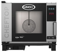 Unox XEVC-0511-E1RM  COMBI OVEN - 3 PHASE. 7 kw. Weekly Rental $80.00