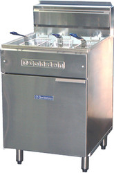 Goldstein TGF-24ML  EXTRA WIDE SINGLE PAN TURBO GAS FRYER 48 litre. Weekly Rental $63.00
