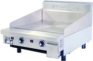 Goldstein GPE-30 ELECTRIC GRIDDLE. BENCH MOUNTED. 9.6 KW. Weekly Rental $41.00