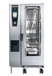 RATIONAL - SCC5S201 - ELECTRIC COMBI OVEN - 20 TRAY. Weekly Rental $431.00