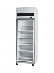 Skope VF650X - ICE UPRIGHT FREEZER ( WHITE ) 610 LITRES. Weekly Rental $70.00