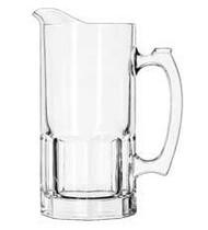 GIBRALTAR GLASS JUG -1litre
