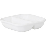 DIVIDED SAUCE DISH -72mm